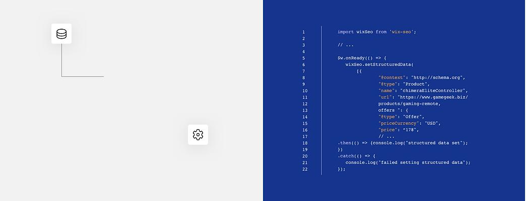 클라이언트 측 코드의 고급 사용자 정의를 위해 Velo의 IDE로 작업하기