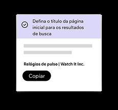 Wix SEO Wiz, configuración de títulos SEO para tu página web