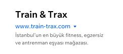 """"""" Wix Analytics'teki Kategoriye Göre Yön"""