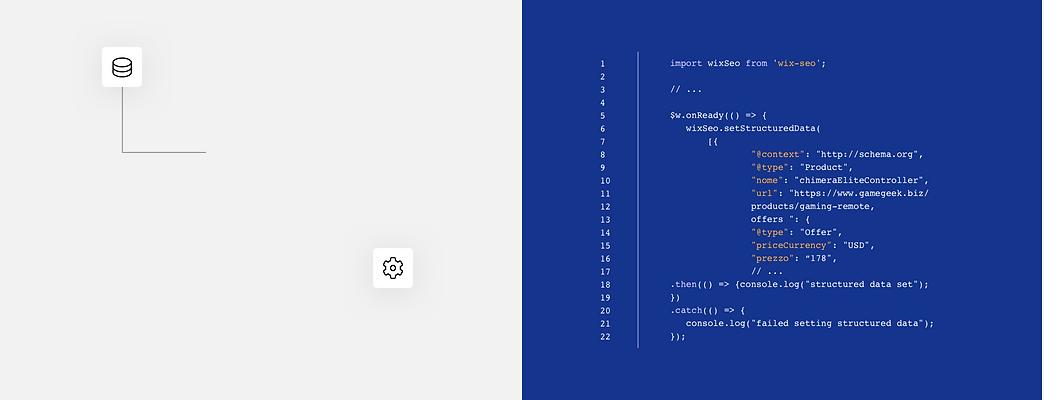 Lavorare con l'IDE di Velo per una personalizzazione avanzata del codice lato client