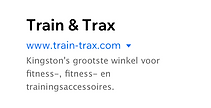 Verwijzing per site rapport op Wix Analy