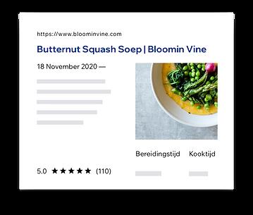 SERP-resultaten voor Butternut Squash Soep Recept