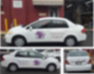 Car Lettering in Kensington, MD