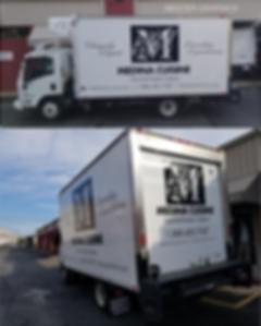Wraps in Rockville.  Vehicle Lettering in Rockville