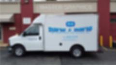 Truck Lettering in Kensington