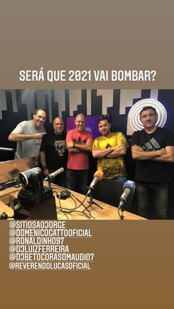 PARCERIA DJS A7 + ENERGIA 97