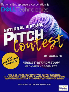 2020 National Virtual Pitch Contest