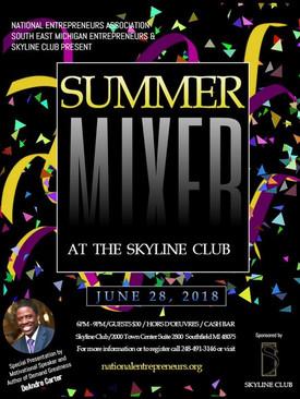 Summer Mixer