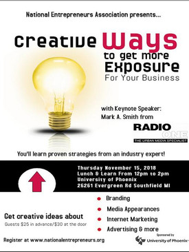Creative Ways to Get More Exposure for Your Business