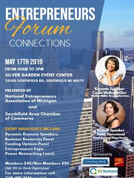 Entrepreneurs Forum: Connections