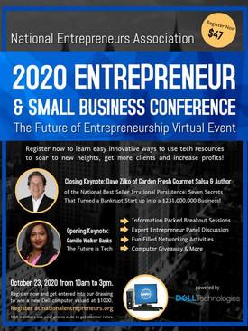 2020 Entrepreneur & Small Business Conference: The Future of Entrepreneurship