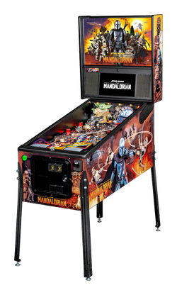 Pinball Pirate Mandalorian Premium 002