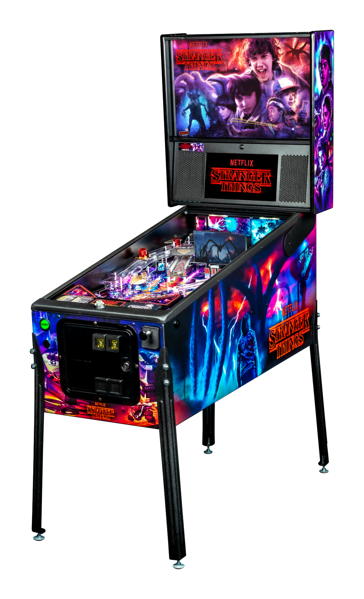 Stranger Things Premium Cabinet LF