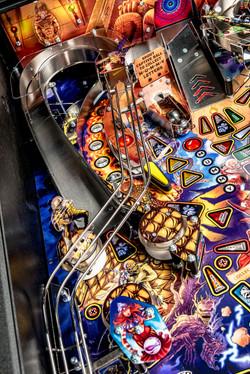 Iron Maiden Pinball Machine 11