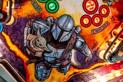 Pinball Pirate Mandalorian Pro 03