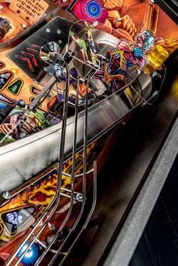 Iron Maiden Pinball Machine 10