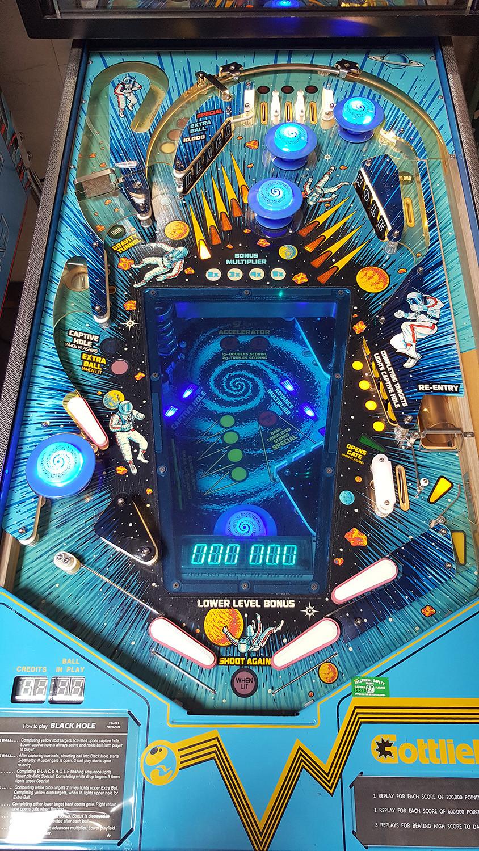 Black Hole Pinball Machine 5