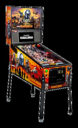 Pinball Pirate Mandalorian Pro 002
