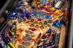 Iron Maiden Pinball Machine 09
