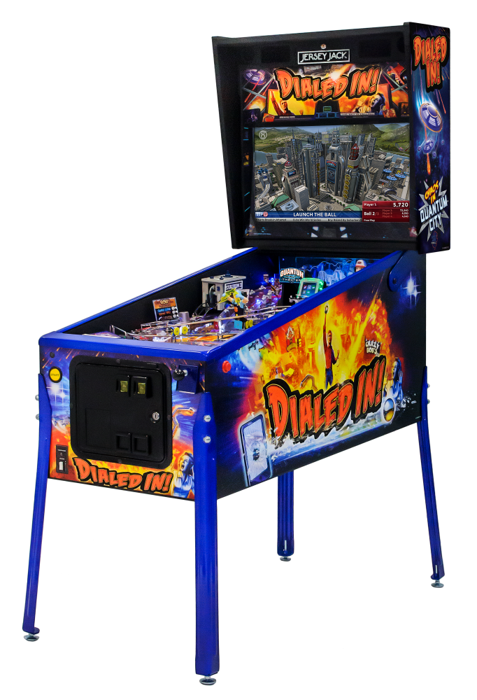 Dialed In LE Pinball -right
