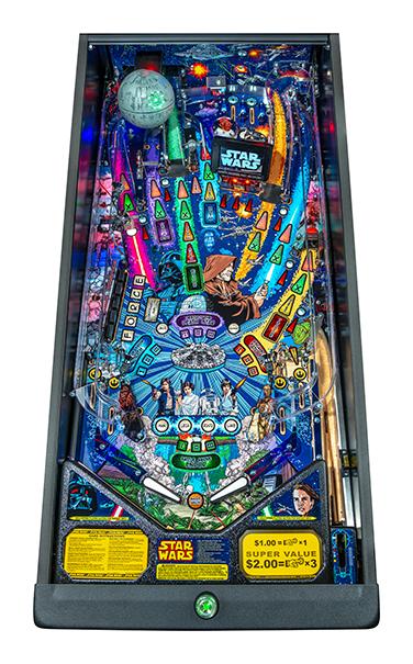 Stern Pinball Machine Star Wars Pro Play