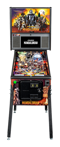 Pinball Pirate Mandalorian Premium 003