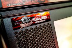 Pinball Pirate Mandalorian Premium 029