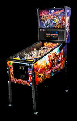 Iron Maiden Pinball Machine 02