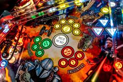 Pinball Pirate Mandalorian Pro 14