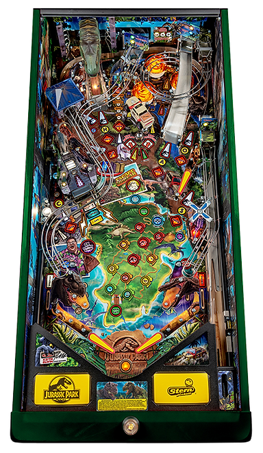 Stern-Pinball-Machine-Jurassic-Park-LE-P