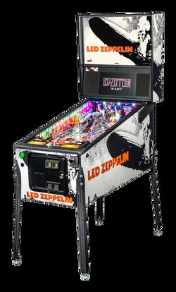 Stern Led Zeppelin Premium Cabinet-LF2 P