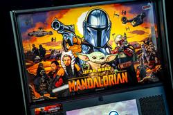 Pinball Pirate Mandalorian Pro 01