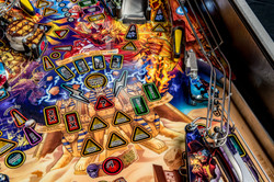 Iron Maiden Pinball Machine 12