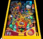 WoZ Yellow Brick Road Pinball Machine 08