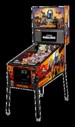 Pinball Pirate Mandalorian Pro 003