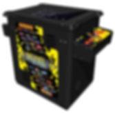 Pac-Man's Pixel Bash Cocktail