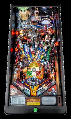 Pinball Pirate Mandalorian Pro 001