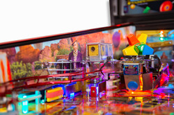 Willy Wonka Pinball Machine Playfield Le