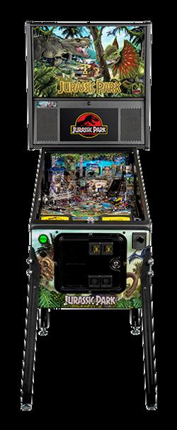Stern-Pinball-Machine-Jurassic-Park-Pro-