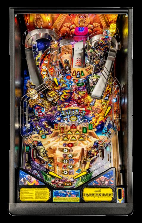 Iron Maiden Pinball Machine 04