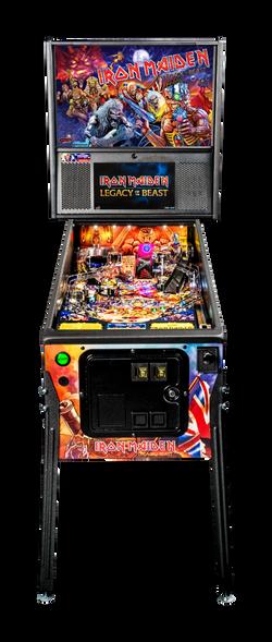 Iron Maiden Pinball Machine 03