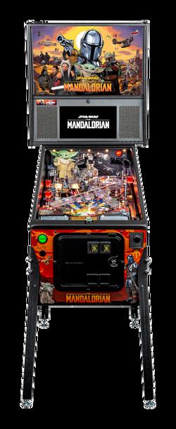 Pinball Pirate Mandalorian Pro 004