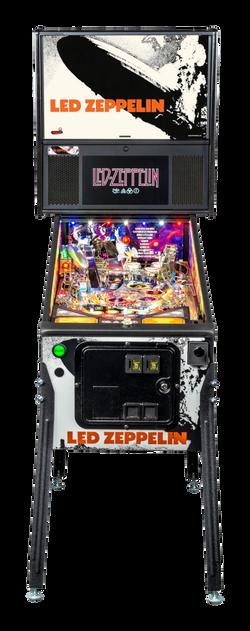 Stern Led Zeppelin Premium Cabinet-FF2 P