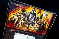 Pinball Pirate Mandalorian Premium 01
