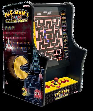 Pac-Man's Pixel Bash Bar Top