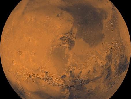 New Short Story Evolving - Red Planet