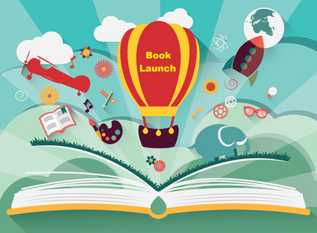 Book Launch!