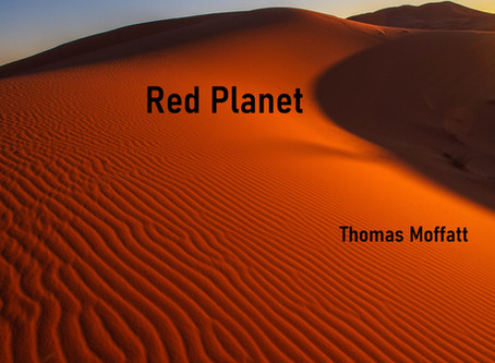 Red Planet Is Done