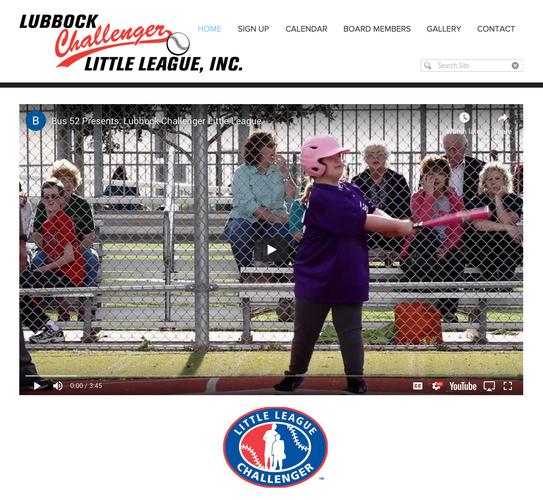 Lubbock Challenger Little League