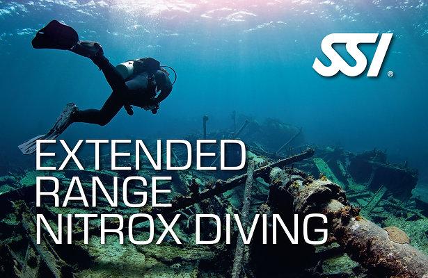 Extended Range Nitrox